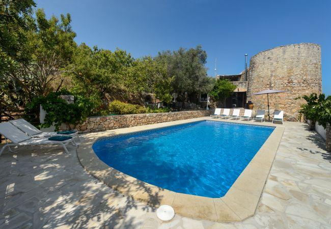 Villa a Sant Antoni de Portmany - VILLA TORRE BES