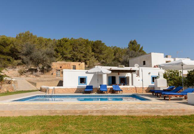Villa a Ibiza - VILLA PETIT, CAN