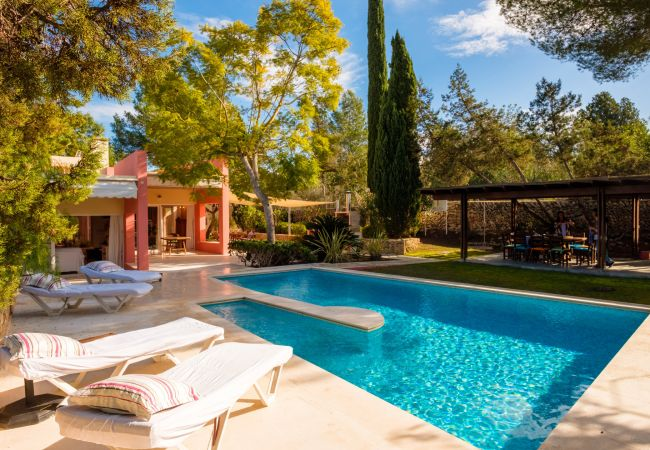 Villa a Sant Antoni de Portmany / San Antonio - RUMBO, VILLA