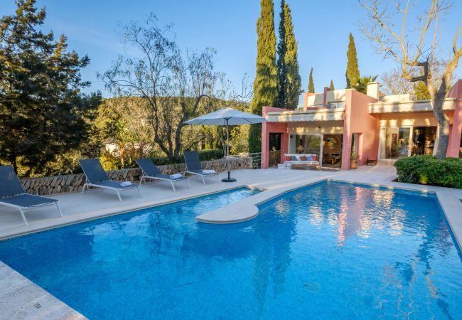 Villa a Sant Antoni de Portmany / San Antonio - VILLA RUMBO
