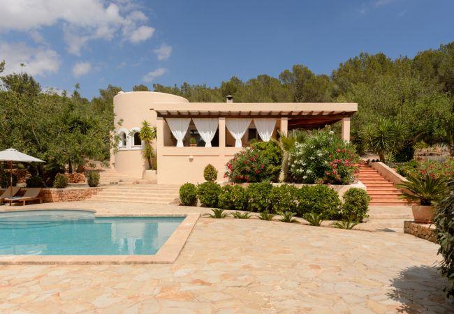 Villa a Ibiza - VILLA CUNSEY, CAN 6 PAX