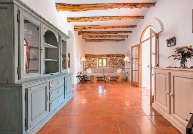 Villa a San Carlos/ Sant Carles de Peralta - VILLA PATRI, CASA
