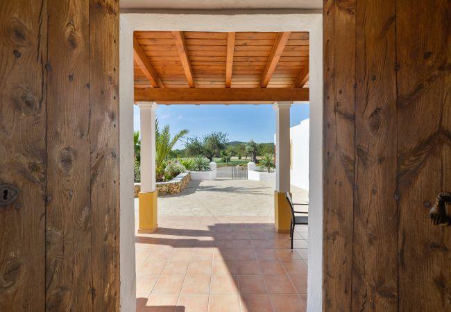 Villa en San Rafael de Sa Creu/ Sant Rafael de Sa Creu - VILLA SA CUINA