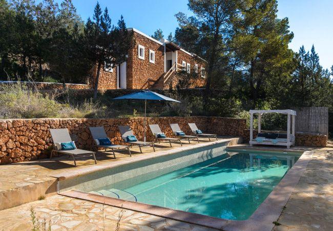 Villa en Santa Gertrudis - ASANA 4 PAX