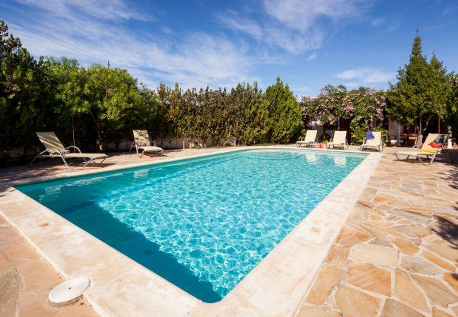 Villa in Sant Josep de Sa Talaia / San Jose - VILLA LILA