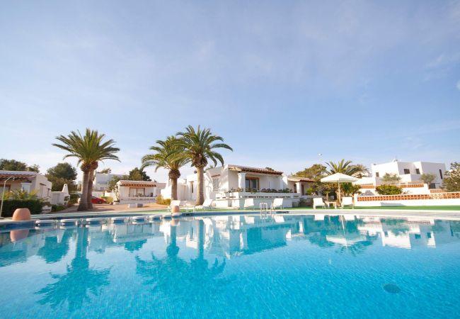Residence in Sant Josep de Sa Talaia / San Jose - VILLA LUX MAR 1