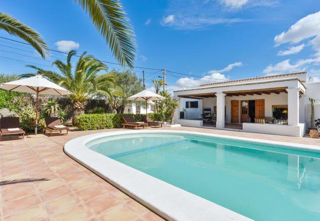 Villa in Ibiza - VILLA JAUME DE DALT