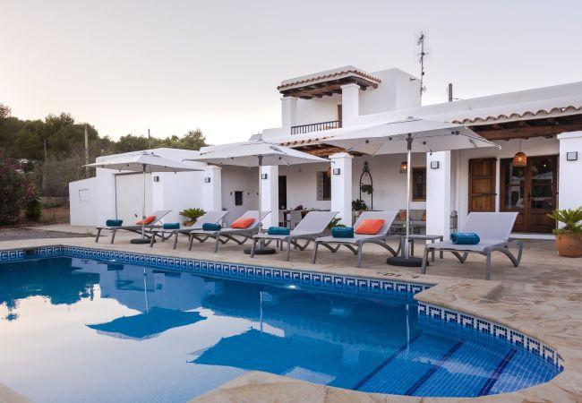 Villa in Santa Eulalia del Río - VILLA NARANJOS LOS