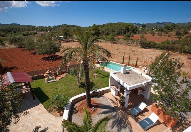Villa in Santa Eulalia des Riu - Villa ATZI