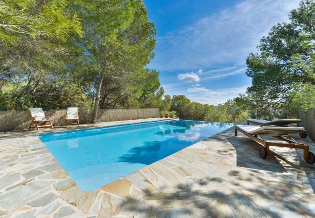 Villa in Ibiza - PINOS, CAN