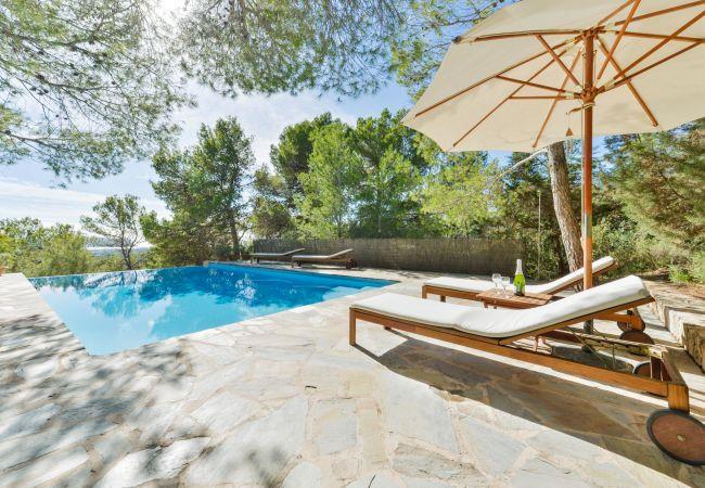 Villa in Ibiza - VILLA PINOS, CAN