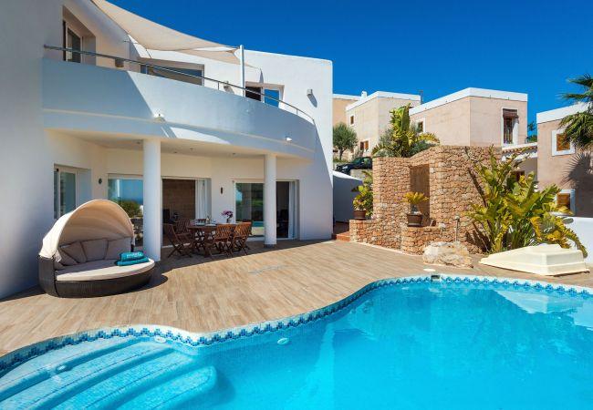 Villa in Ibiza - VILLA CUATRO ARCOS, LOS