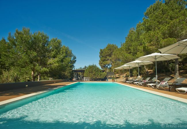 Country house in Ibiza - VILLA ALICIA