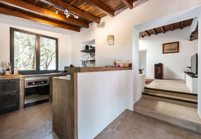 House in Sant Josep de Sa Talaia - VILLA ROMANTIC