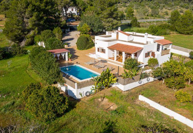 Villa in Sant Joan de Labritja / San Juan - VILLA CATALINA